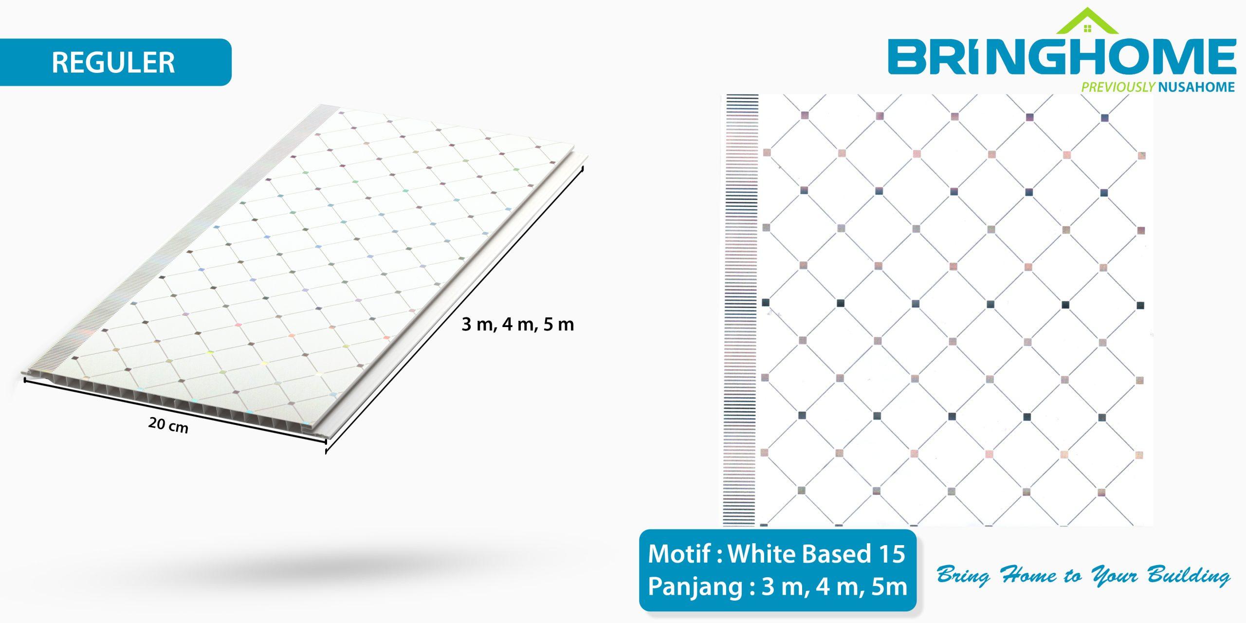 Motif White Based 15 Bringhome