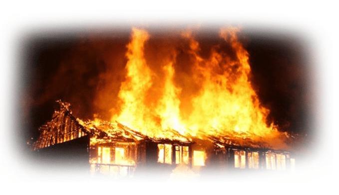 Plafon PVC Bringhome Tidak Merambat Api