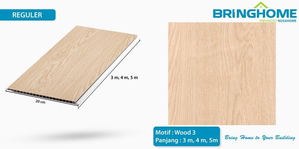 wood 3 bringhome plafon pvc exclusive