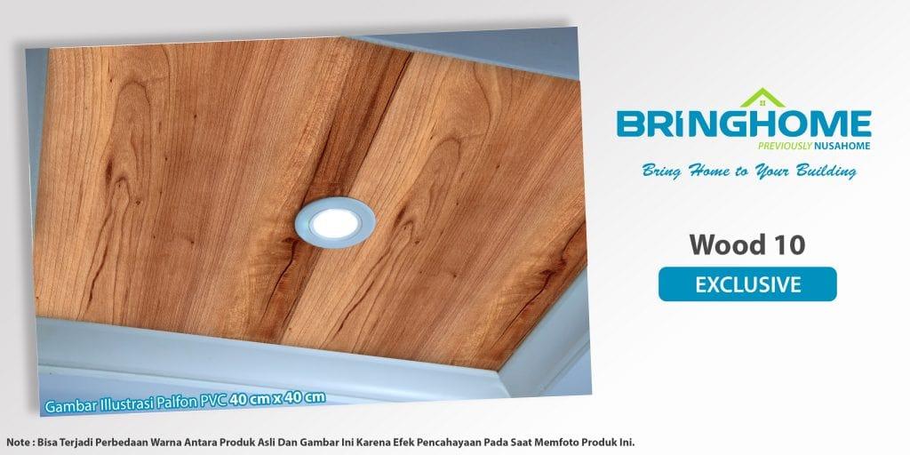 wood 10 Terpasang exclusive