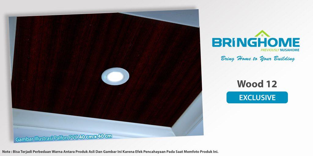 wood 12 Terpasang exclusive