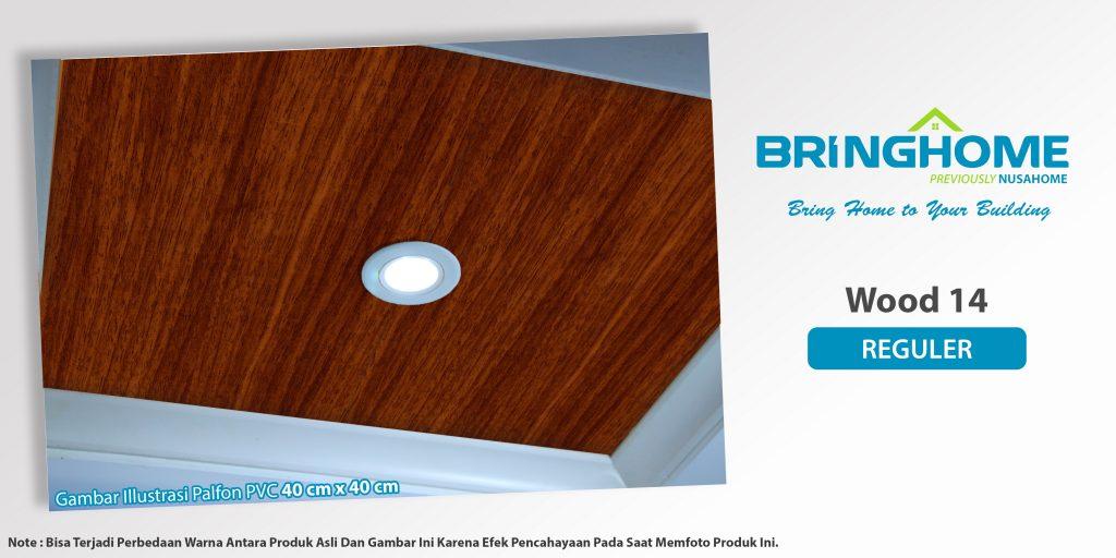 wood 14 Terpasang exclusive